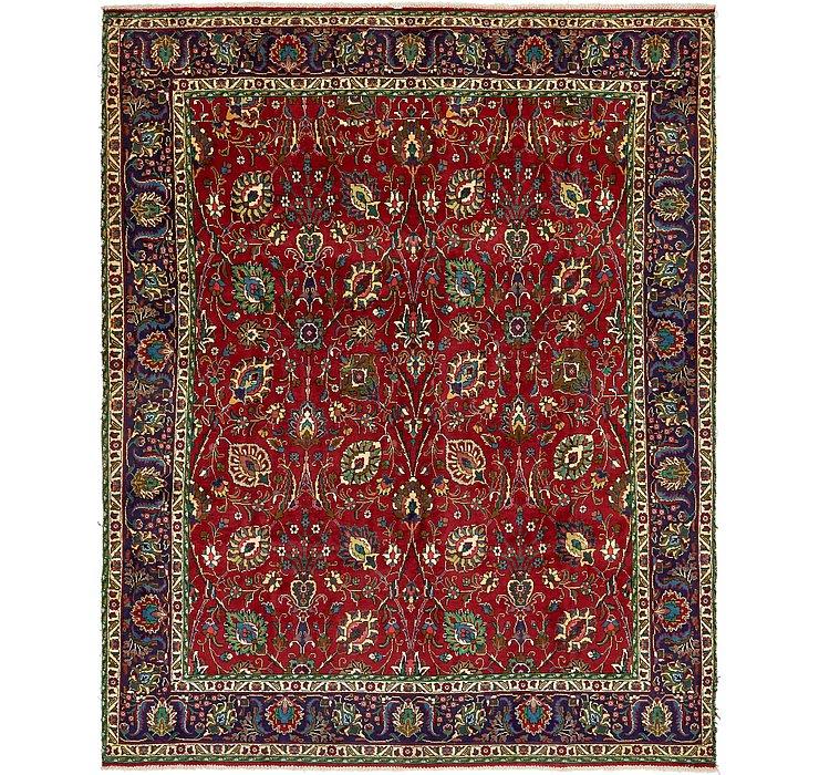 9' 5 x 12' Tabriz Persian Rug