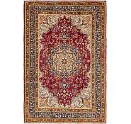 Link to 6' 6 x 9' 8 Mashad Persian Rug