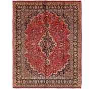 Link to 9' 9 x 12' 4 Mashad Persian Rug