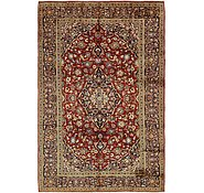 Link to 8' 3 x 12' 4 Kashan Persian Rug