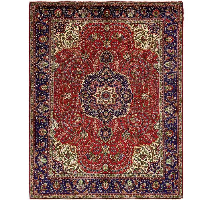 10' 3 x 13' 4 Tabriz Persian Rug