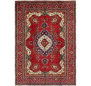 Link to 8' x 11' 8 Tabriz Persian Rug