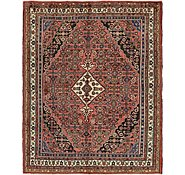 Link to 7' 7 x 10' Liliyan Persian Rug