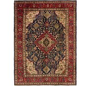 Link to 7' 10 x 11' 4 Tabriz Persian Rug