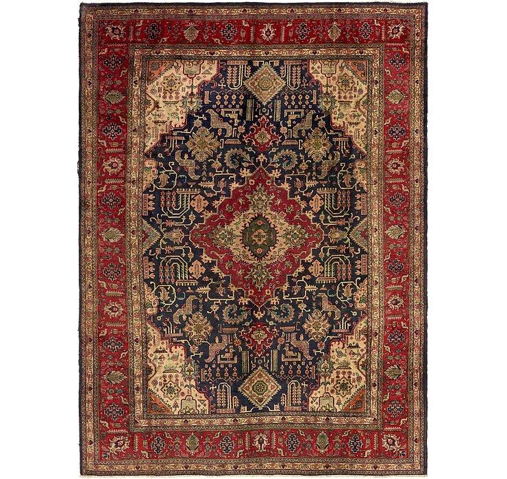 7' 10 x 11' 4 Tabriz Persian Rug