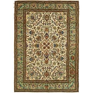 8' 2 x 11' 7 Tabriz Persian Rug