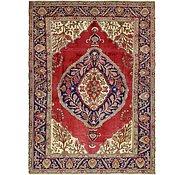 Link to 275cm x 385cm Tabriz Persian Rug