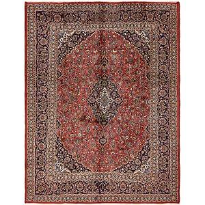 9' 6 x 12' 9 Mashad Persian Rug