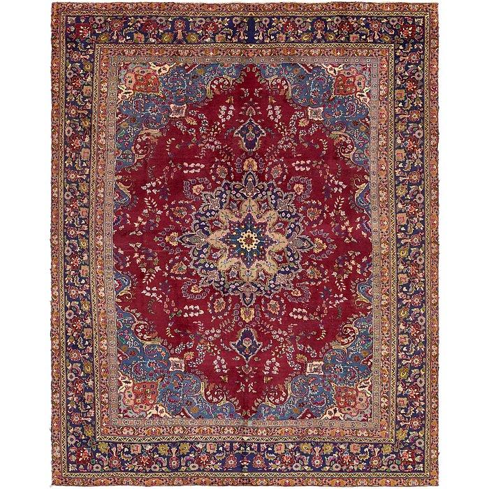 9' 2 x 12' 2 Mashad Persian Rug