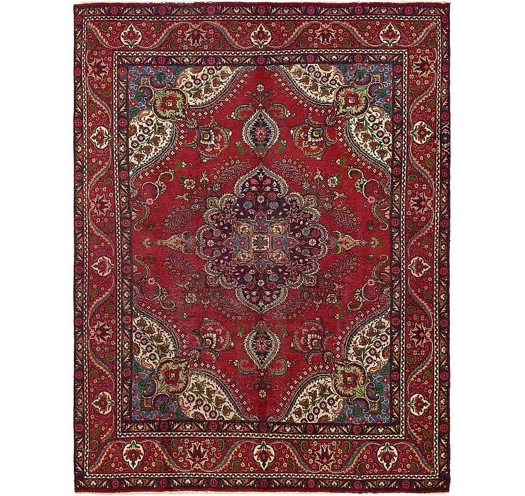 9' 7 x 12' 8 Tabriz Persian Rug