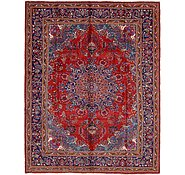 Link to 9' 9 x 12' 9 Mashad Persian Rug