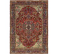 Link to 8' x 11' 6 Tabriz Persian Rug