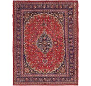 Link to 9' 6 x 12' 8 Mashad Persian Rug