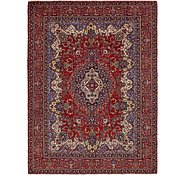 Link to 9' 9 x 13' 3 Tabriz Persian Rug