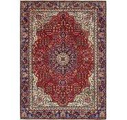 Link to 8' 9 x 12' 5 Tabriz Persian Rug