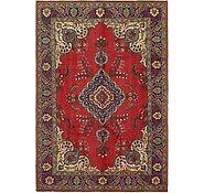 Link to 6' 6 x 9' 7 Tabriz Persian Rug