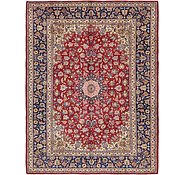 Link to 300cm x 390cm Isfahan Persian Rug