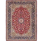 Link to 9' 10 x 12' 9 Isfahan Persian Rug