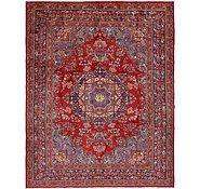 Link to 297cm x 373cm Mashad Persian Rug