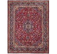 Link to 9' 6 x 12' 5 Mashad Persian Rug