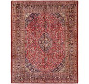Link to 9' 6 x 12' 3 Mashad Persian Rug