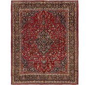 Link to 9' 7 x 11' 10 Mashad Persian Rug