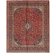 Link to 9' 10 x 12' Mashad Persian Rug