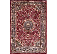 Link to 7' 8 x 11' 8 Mashad Persian Rug