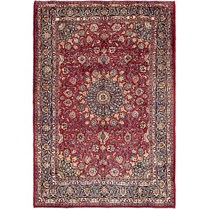 7' 8 x 11' 8 Mashad Persian Rug