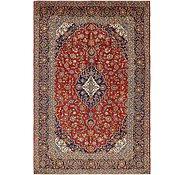 Link to 9' 8 x 14' Kashan Persian Rug