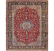 Link to 9' 10 x 12' Isfahan Persian Rug