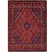 Link to 9' 9 x 13' 1 Joshaghan Persian Rug