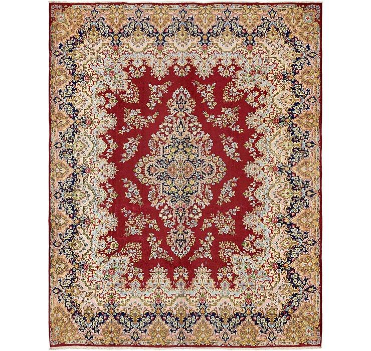 305cm x 385cm Kerman Persian Rug