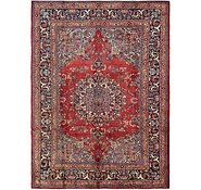 Link to 8' x 11' Mashad Persian Rug