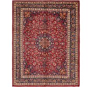 Link to 9' 6 x 12' 6 Mashad Persian Rug