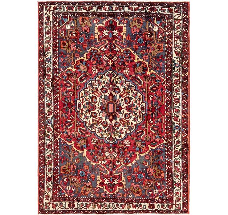 7' 4 x 10' 7 Bakhtiari Persian Rug