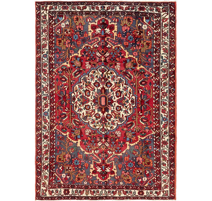 225cm x 323cm Bakhtiar Persian Rug