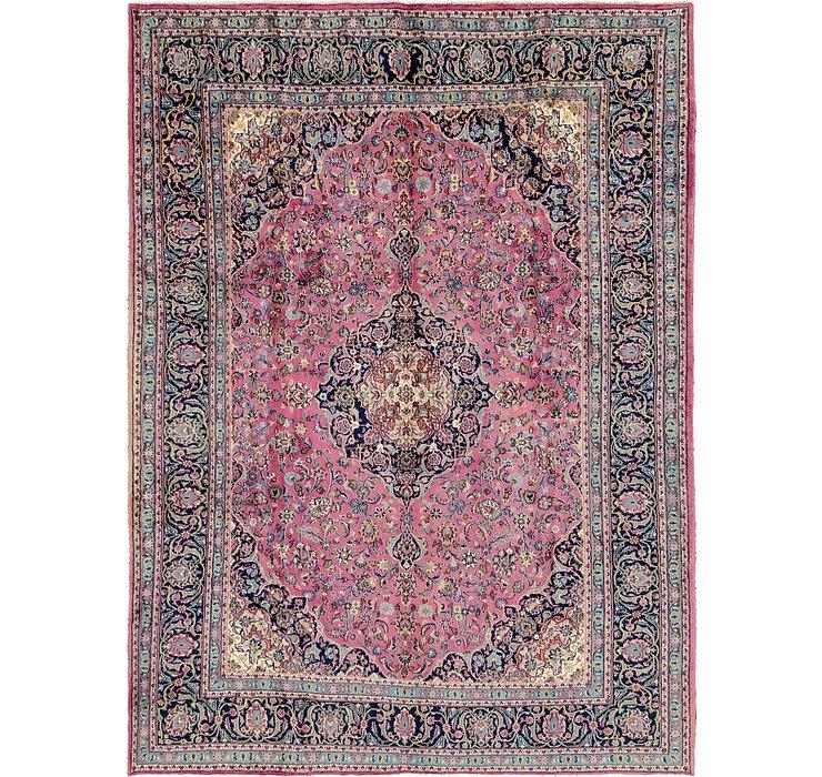 9' 5 x 12' 9 Mashad Persian Rug