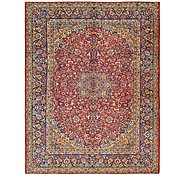 Link to 9' 10 x 12' 10 Isfahan Persian Rug