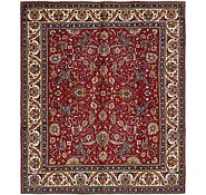 Link to 9' 10 x 11' 7 Tabriz Persian Rug