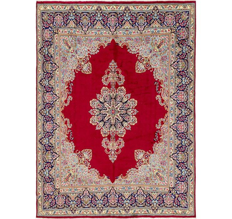 305cm x 390cm Kerman Persian Rug