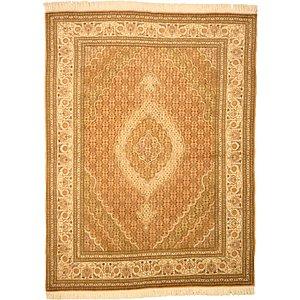 Unique Loom 4' 9 x 6' 4 Tabriz Persian Rug
