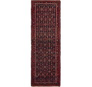 Link to 3' 8 x 11' 3 Khamseh Persian Runner Rug