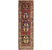 Link to 3' 9 x 12' Ghoochan Persian Runner Rug