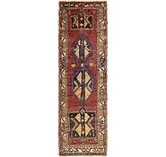 Link to 3' 9 x 12' Ghoochan Persian Runner Rug