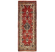 Link to 3' 7 x 10' 7 Farahan Persian Runner Rug