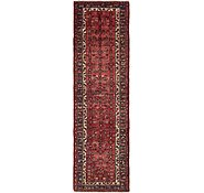 Link to 107cm x 368cm Hossainabad Persian Runner Rug