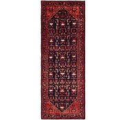 Link to 3' 9 x 10' Khamseh Persian Runner Rug