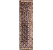 Link to 3' 7 x 13' 10 Hamedan Persian Runner Rug