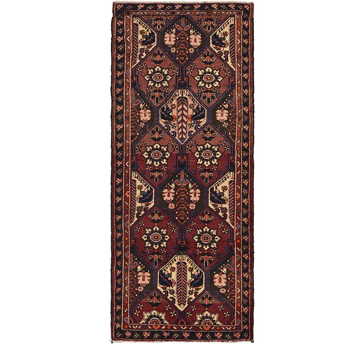 3' 9 x 9' Bakhtiar Persian Runner...